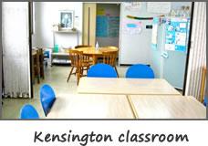 Kensington classroom