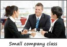 Small company class
