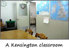 A Kensington Classroom