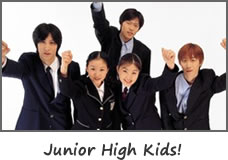 Junior High Kids!